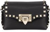 Valentino Garavani Rockstud Mini Leather Crossbody Bag