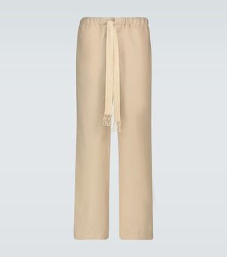 Loewe Paula's Ibiza linen pants