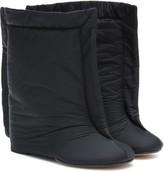 MM6 MAISON MARGIELA Nylon ankle boots