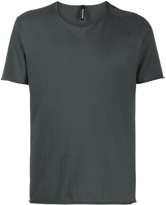 Giorgio Brato unfinished hem T-shirt