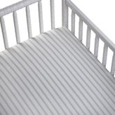 CoCalo Cotton Percale Fitted Crib Sheet