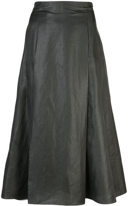 PARTOW Mid-Length Skirt
