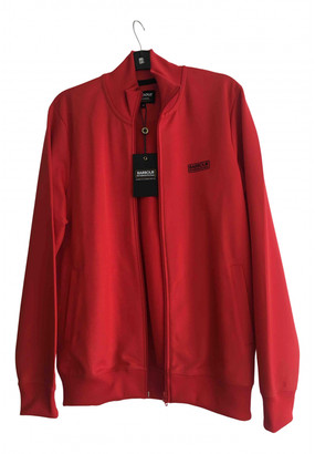 Barbour Red Cotton Jackets