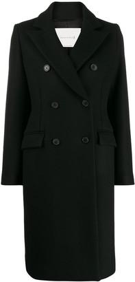 MACKINTOSH Alloa double-breasted coat | LM-1003F