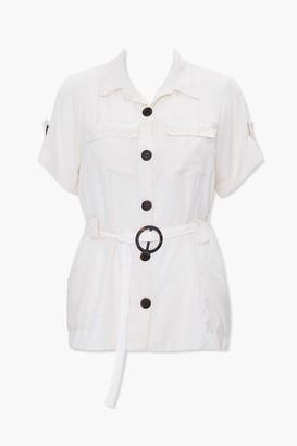 Forever 21 Plus Size Shirt Tunic