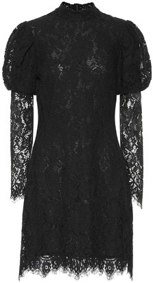 Ganni Lace minidress