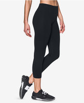 Under Armour Threadborne Cropped Leggings