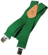 John Deere Solid Suspenders - Men