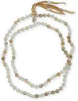 Chan Luu Beaded Tassel Necklace, 38""