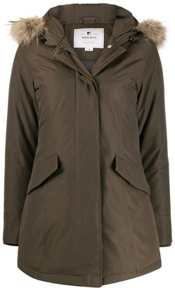 Woolrich Hooded Down Parka