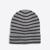 J.Crew Factory Grey Navy Stripe