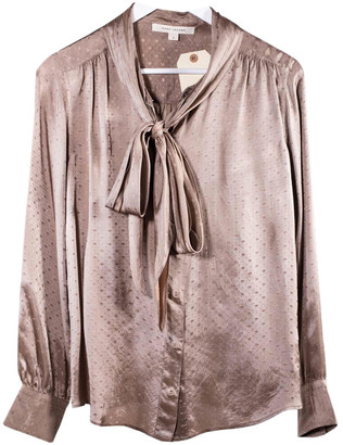 Marc Jacobs Beige Synthetic Tops