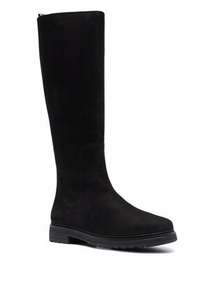 Timberland Suede Knee-High Boots