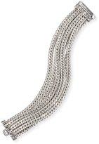 Stephen Dweck Multi-Strand Curb Chain Bracelet
