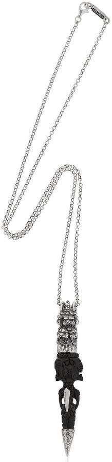KD2024 Kannibal Onyx Necklace