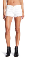 Blank NYC BLANKNYC Little Queenie Fringe Denim Shorts