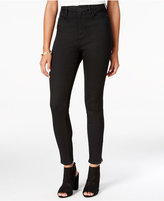 American Rag High-Waist Classic Black Wash Skinny Jeans, Only at Macy's