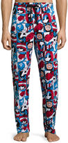 Marvel Captain America Knit Pajama Pants