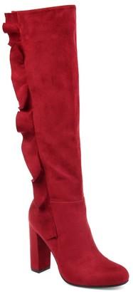 Journee Collection Vivian Extra Wide Calf Boot
