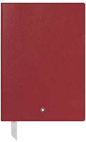 Montblanc #146 Fine Stationery Leather Notebook, Lined