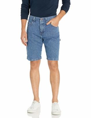 Wrangler Men's Big-Tall Authentics Classic Denim Carpenter Short