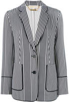 MICHAEL Michael Kors striped blazer