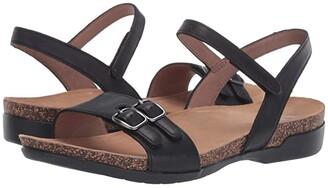 Dansko Rebekah (Tan Waxy Burnished) Women's Sandals