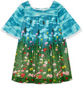 Gucci Children's garden print dress