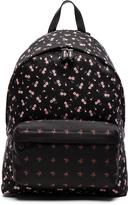 Givenchy Flower Print Nylon Backpack