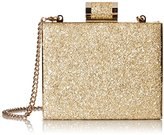 Halston Box PET Minaudiere Evening Bag