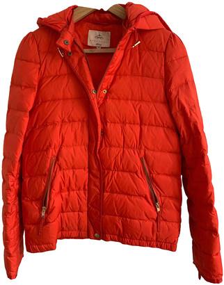 Essentiel Antwerp Red Polyester Coats