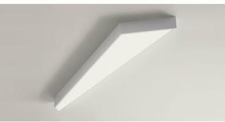 "Orren Ellis Andrei 3 - Light 61.75"" Simple Geometric Flush Mount"