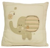 Natures Purest Nature's Purest Decorative Pillow 1pk - Sleepy Safari