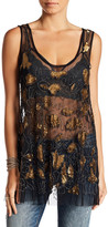 Free People Metal Maiden Cami