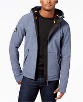 Superdry Men's Mountaineer Soft shell Hooded Jacket
