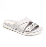 Easy Spirit Gray & Silver Mahana Sandal