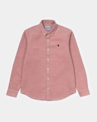 Carhartt Wip WIP - Madison Shirt in Corduroy Pink