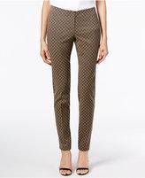 Alfani Printed Jacquard Pants, Only at Macy's