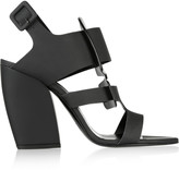 Pierre Hardy Coated matte-leather sandals