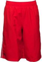 Under Armour Junior HeatGear Edge Shorts Red/Steel