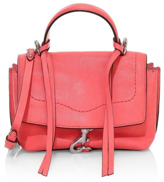 Rebecca Minkoff Mini Stella Leather Satchel