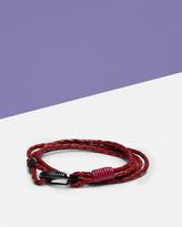 Ted Baker Multiple wrap woven bracelet