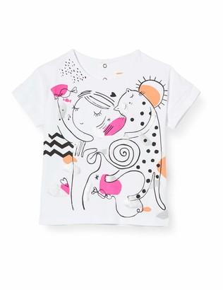 Catimini Baby Girls' Cq10103 Tee Shirt M/c T