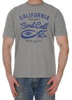 Soulcal Beach Rebel Tshirt Mens