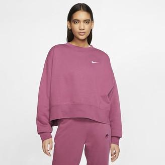 Nike Women's Fleece Crew Sportswear Essential