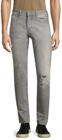 Scotch & Soda Ralston Straight Fit Cotton Jeans