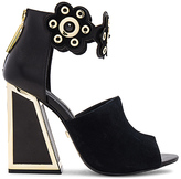 Kat Maconie Kimmy Heel in Black