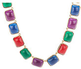 Kenneth Jay Lane As Is Kenneth Jay Lane's Regal Cabochon Link Necklace