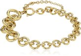 Michael Kors Holiday Luxe Circle Clasp Link Bracelet
