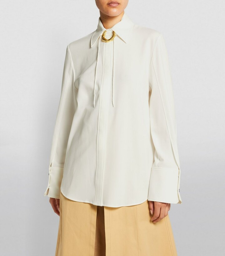 Thumbnail for your product : Camilla And Marc Embellished Banks Shirt